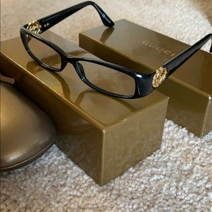 Gucci optical eyewear